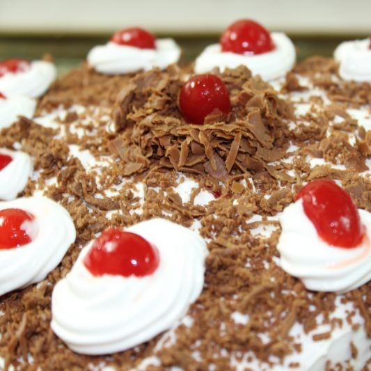 Photo of Black Forest Cake by Vaishali Trivedi at BetterButter