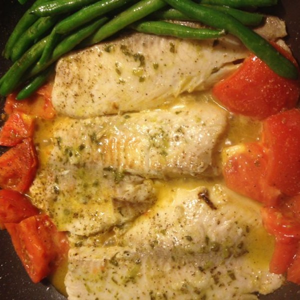 Photo of Simply Sautéed Fish Fillets by Bani Bhalla at BetterButter