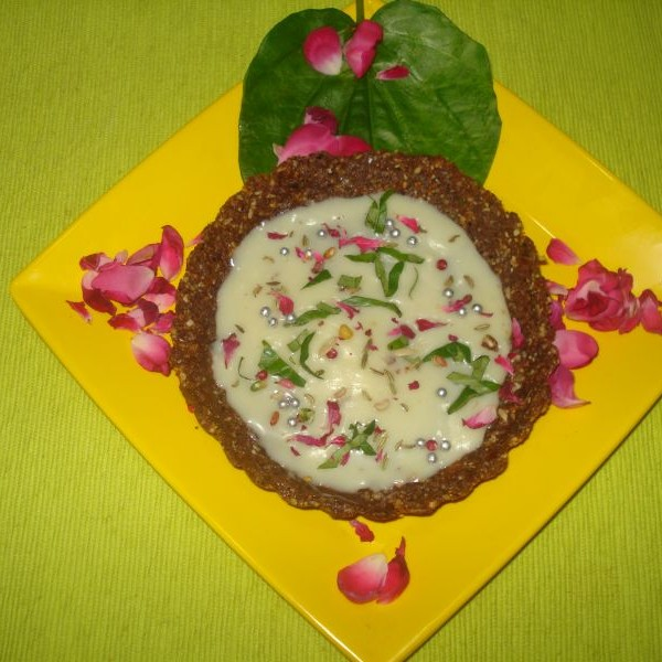 How to make chocolate paan pie