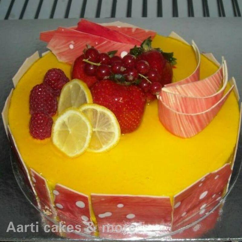 Photo of Mix Fruit Cake by Aarti Nijapkar at BetterButter