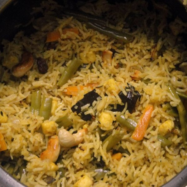 Photo of Fried Paneer Pulav by Revathi Kannan at BetterButter