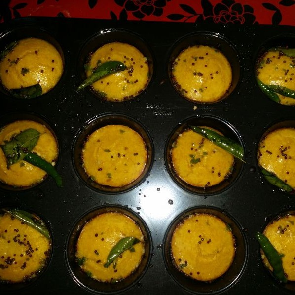 Photo of Baked Dhokla by Tasneem hozefa at BetterButter