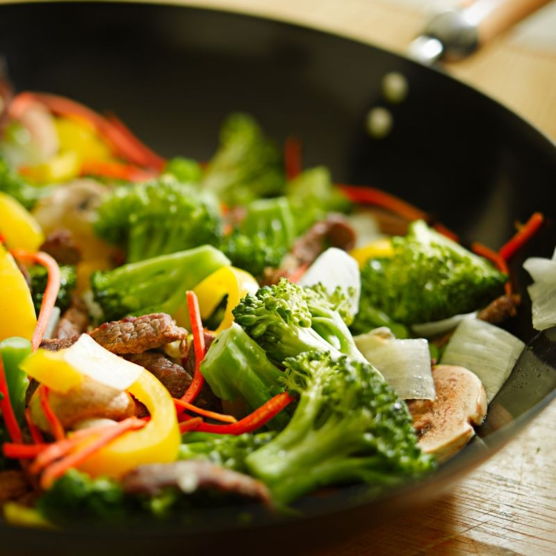 How to make Beef and Vegetable Stir Fry