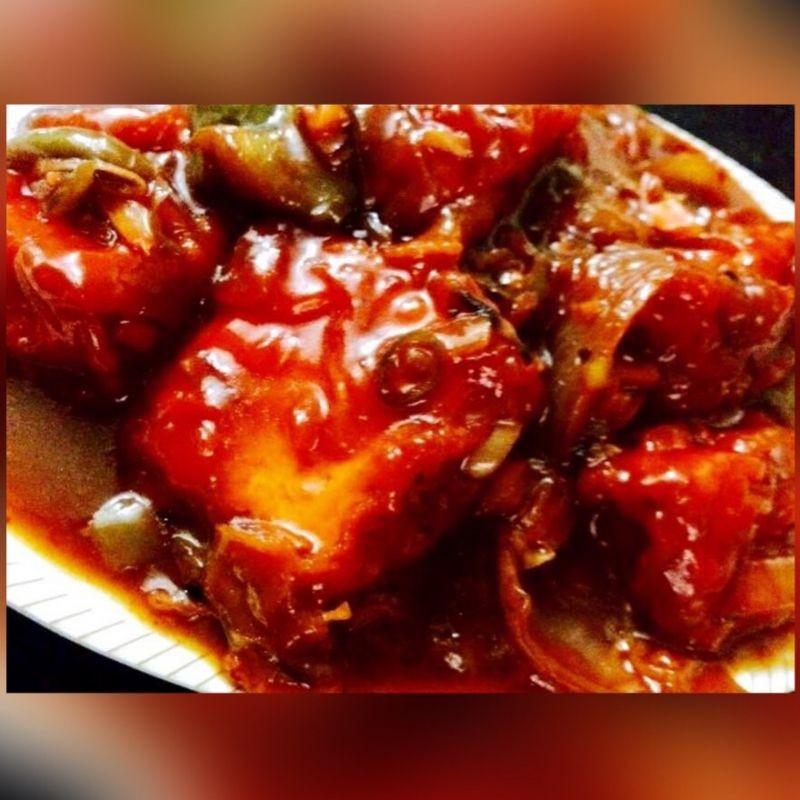 Photo of Boneless chilli chicken by Rina Khanchandani at BetterButter