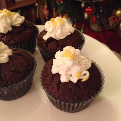 Photo of Chocolate Cupcake by Sujata Limbu at BetterButter