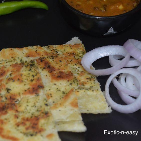 Photo of Pudina Parantha (Mint Bread) by Meera Girdhar at BetterButter