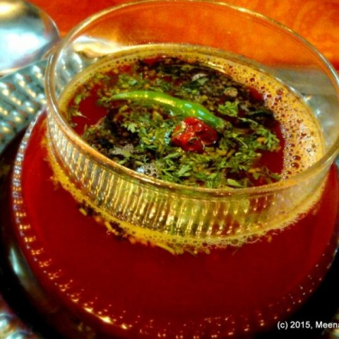 Photo of Beetroot Rasam by Meena C R at BetterButter