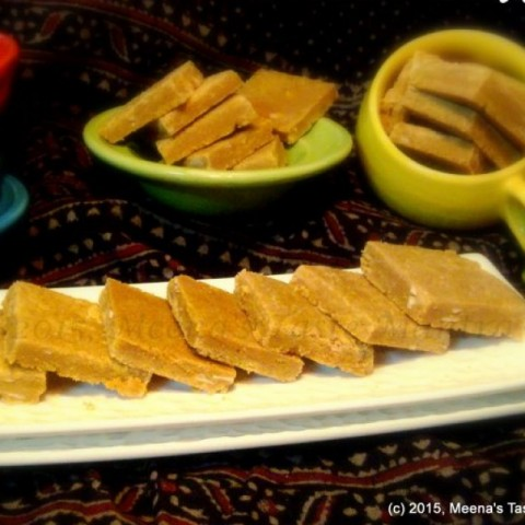 How to make Milk Toffee