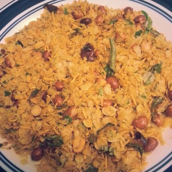 How to make Spicy Oats & poha