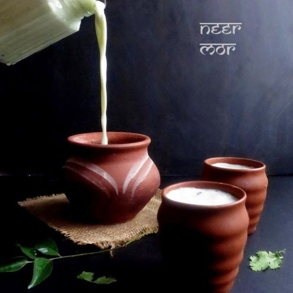 Photo of Neer Mor / Chaas by Anjana Chaturvedi at BetterButter