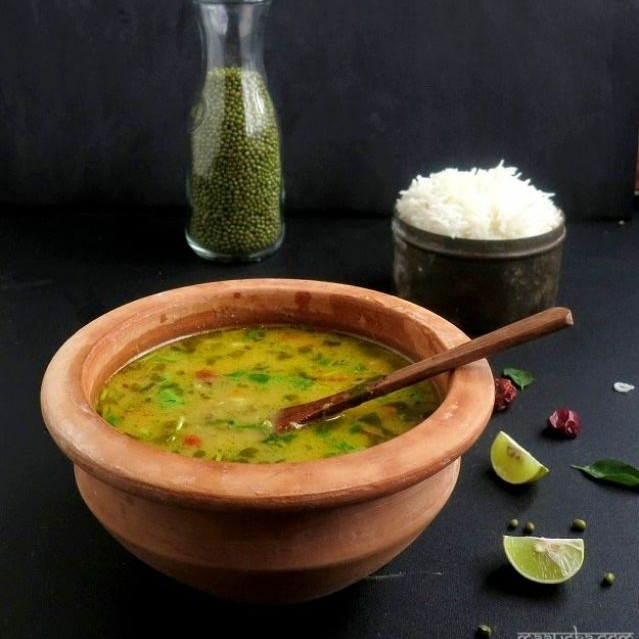 Photo of Khatti Moong Daal by Anjana Chaturvedi at BetterButter
