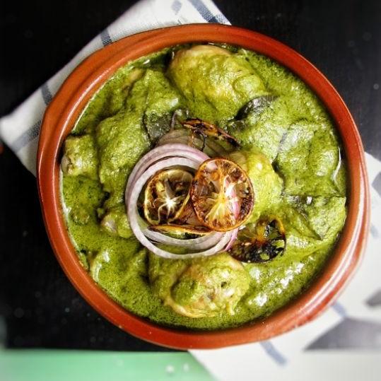 Photo of Green Chicken by Tasneem Rajkotwala at BetterButter