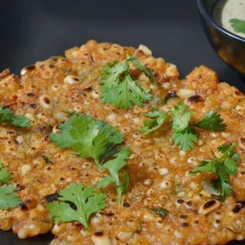 How to make Sabudana Thalipeeth (Sago Pancake)