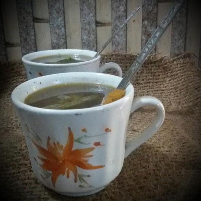 How to make Veg clear soup / Desi soup