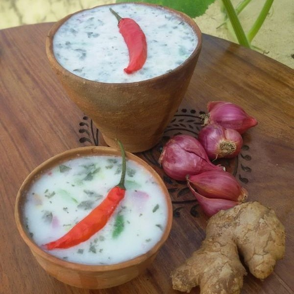 Photo of Sambaram/Spicy Buttermilk by Manju Vinod at BetterButter