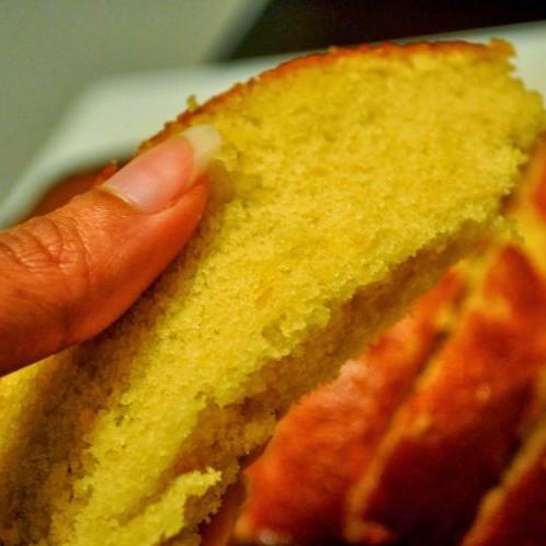 How to make Orange pound cake