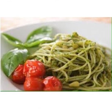 How to make Pesto Spaghetti
