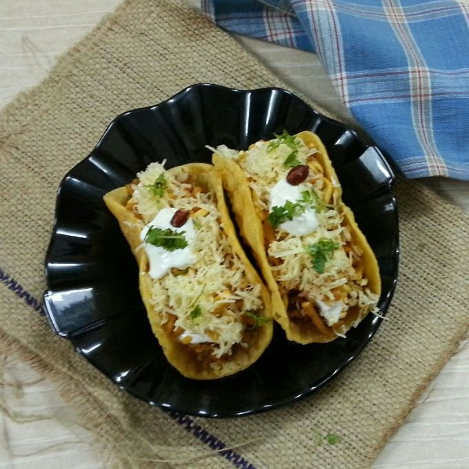 Photo of Mexican Tacos with a twist by Ruchi Joshi at BetterButter