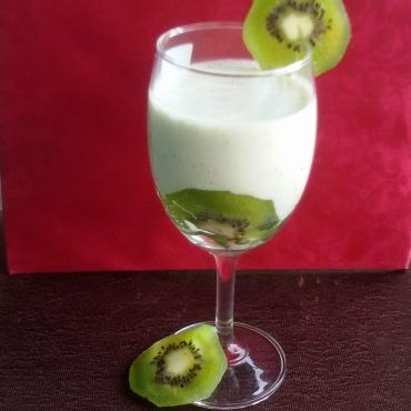 Photo of Kiwi Smoothie Delight by Arti Gupta at BetterButter