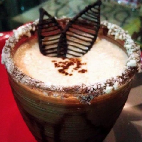 Photo of Cold Coffee with a Twist by Vibha Bhutada at BetterButter