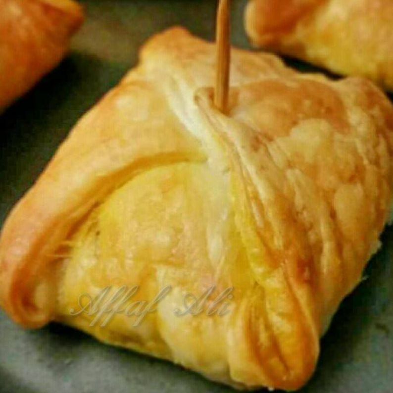 How to make Egg Puff