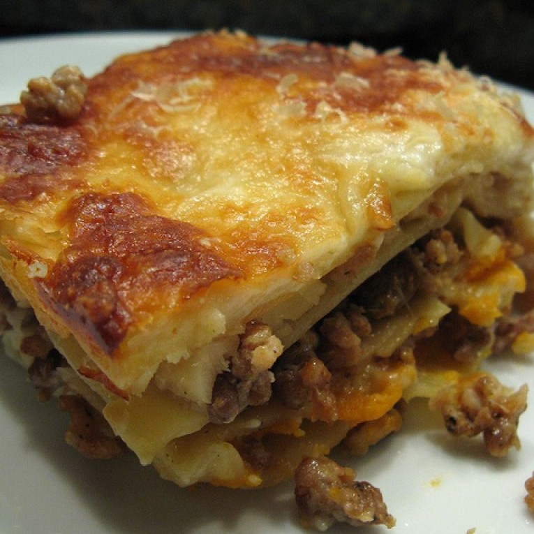 How to make Vegetable Lasagne