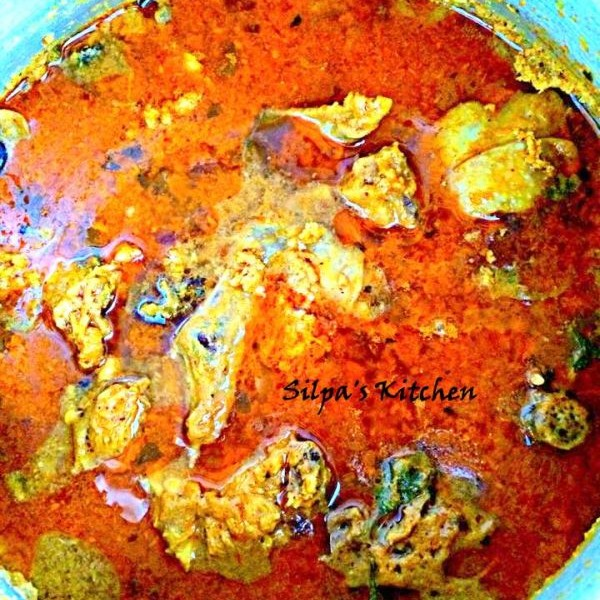 How to make Andhra Chicken Curry