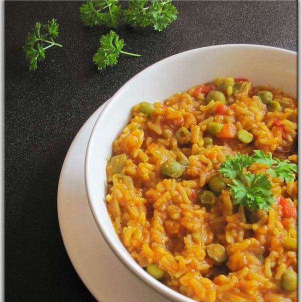 Photo of Baby Prawn And Vegetable Masala Khichdi (Pressure Cooker Version) by Rumana Rawat at BetterButter