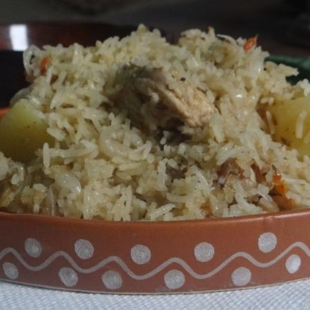 How to make Murg Yakhni Pulao
