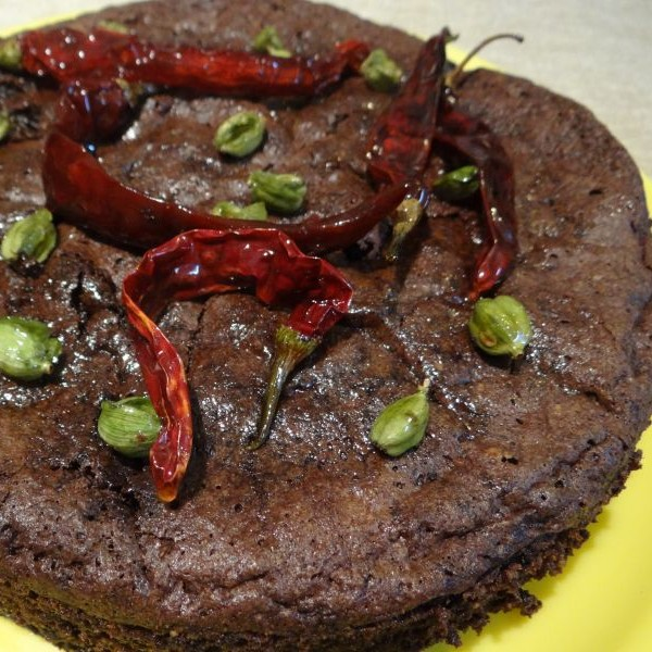 How to make Chili cake