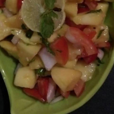 How to make Mango-Salsa
