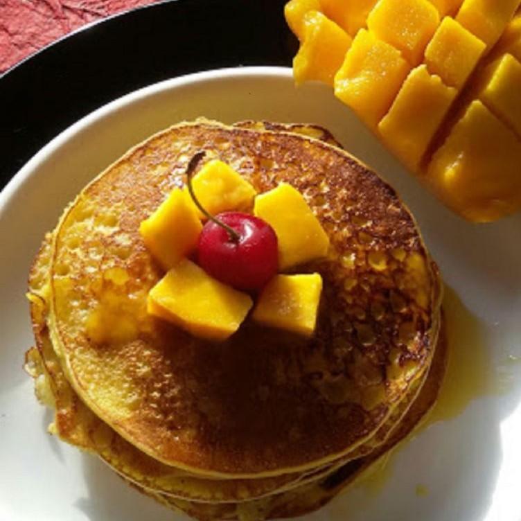 Photo of Mango Pancake by Moumita Malla at BetterButter