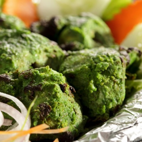 Photo of Haryali Chicken Kebab by Sakshi Khanna at BetterButter