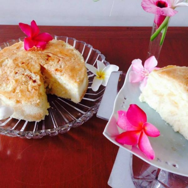 Photo of Japanese Cheese cake by Manini Badlani at BetterButter
