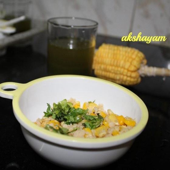 Photo of Corn Idli Upma by Krithika Chandrasekaran at BetterButter