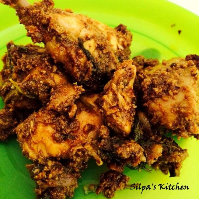 How to make Chicken Ghee Roast