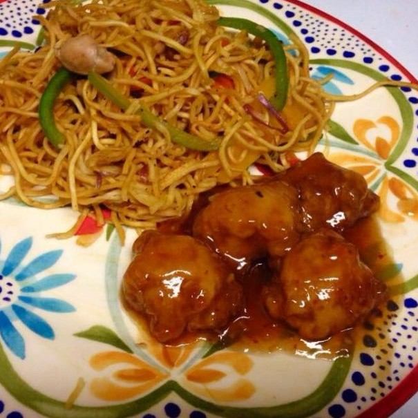 Photo of ORANGE CHICKEN by Suronita Das at BetterButter
