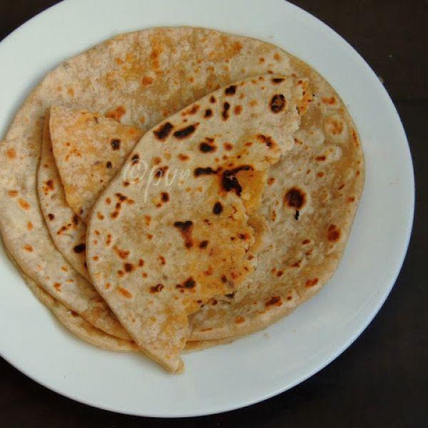 How to make Urad Dal Roti/Stuffed Urad Dal Paratha