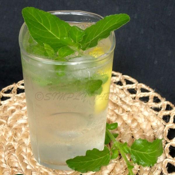 Photo of Basil Lemonade by Preeti Garg at BetterButter