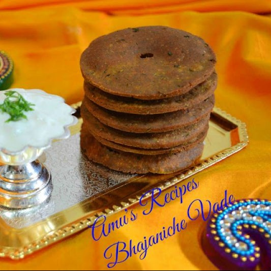 Photo of Bhajaniche Vade by Amarendra Mulye at BetterButter
