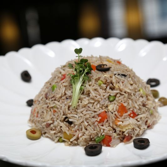 Photo of Olive Fried Rice by Pan Asian  at BetterButter