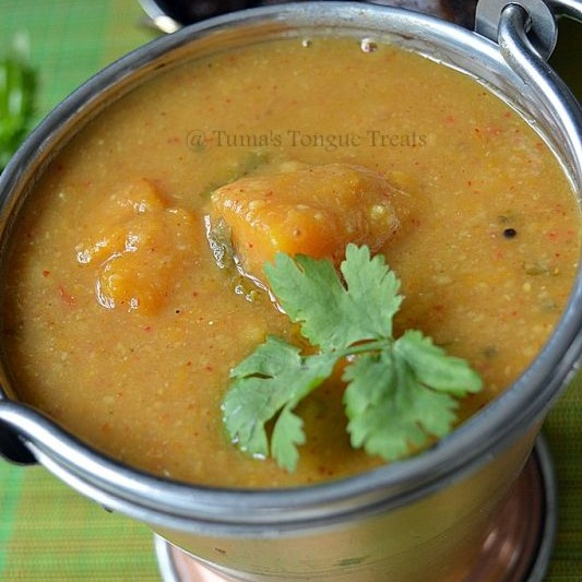 Photo of Araichuvitta Sambhar by Sowmya Sundararajan at BetterButter