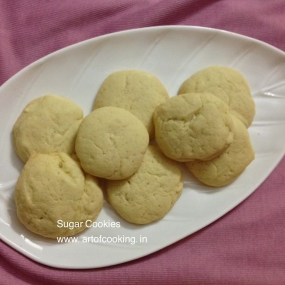 Photo of Sugar Cookies by Prabal Kirtika at BetterButter