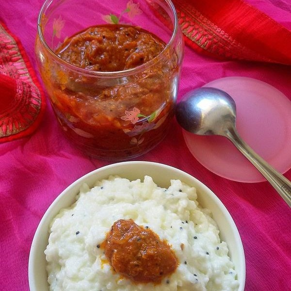 Photo of Tomato Thokku / Thakkali Thokku by Srividhya Ravikumar at BetterButter