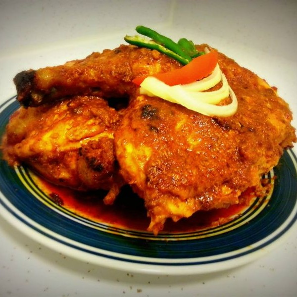 Photo of Grill Chicken (Indian style) by Shonali Debnath at BetterButter