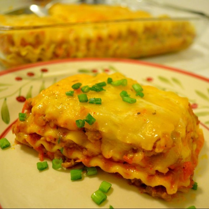 Photo of MEATY LASAGNA by Shonali Debnath at BetterButter