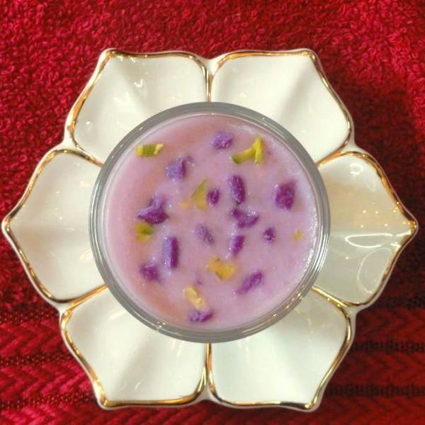 Photo of Purple Yam Kheer by Amarendra Mulye at BetterButter