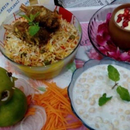 Photo of veg tangri biryani by sarita ayush at BetterButter