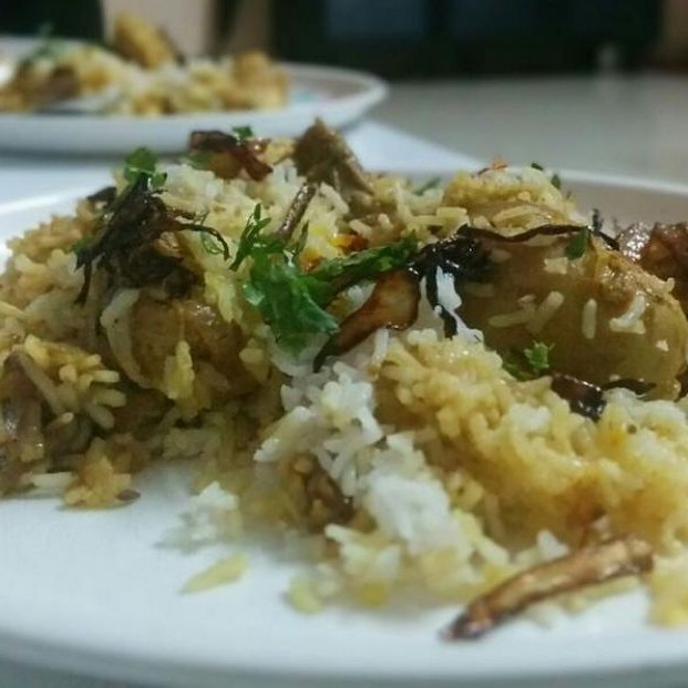 Photo of Hyderabadi Chicken Biryani by Akanksha Singh at BetterButter