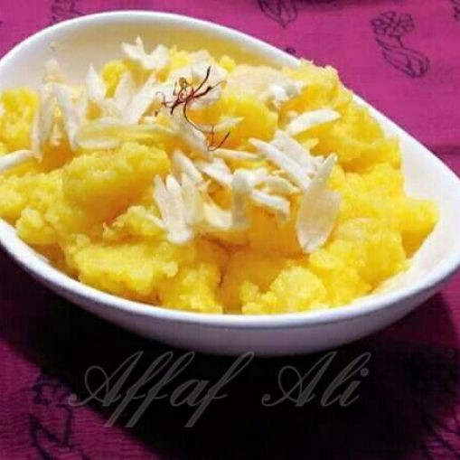 How to make Egg Halwa